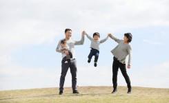 家族写真公園